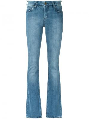Прямые джинсы Tufi Duek. Цвет: синий