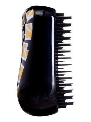 Расческа Тангл Тизер Компакт Маркус Липфер (дизайнерская) Tangle Teezer. Цвет: черный