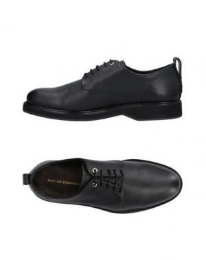 Обувь на шнурках WANT LES ESSENTIELS DE LA VIE. Цвет: черный