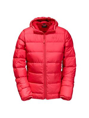 Пуховик HELIUM DOWN JACKET WOMEN Jack Wolfskin. Цвет: розовый