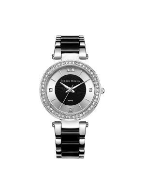 Часы Mikhail Moskvin. Цвет: серебристый, черный