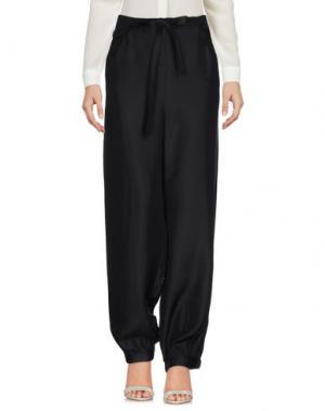 Повседневные брюки MARGIT BRANDT. Цвет: черный