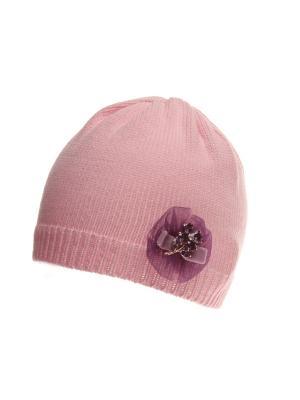 Шапка Modniki. Цвет: розовый