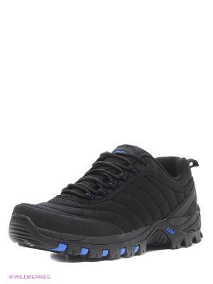 Спортивная обувь Ascot. Цвет: черный, синий