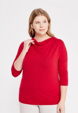 Джемпер S&A Style. Цвет: красный