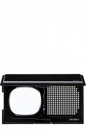 Футляр для компактного тонального увлажняющего средства Shiseido. Цвет: бесцветный