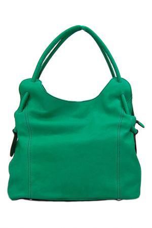 Сумка Plinio Visona. Цвет: зеленый