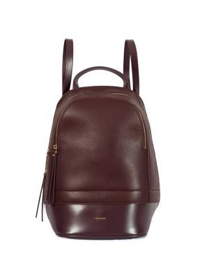 Рюкзак MAISONQUE. Цвет: фиолетовый