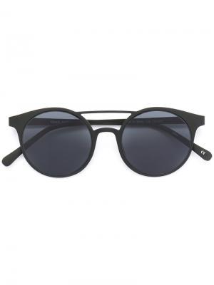 Demomode sunglasses Le Specs. Цвет: чёрный
