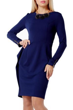 Платье Синева LESYA. Цвет: мультицвет