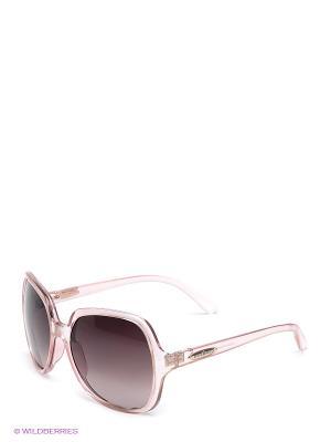 Солнцезащитные очки IS 06-01809P Enni Marco. Цвет: бледно-розовый, темно-коричневый