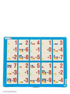 Пазлы Ларсен AR11Сложение 110а LARSEN AS. Цвет: голубой