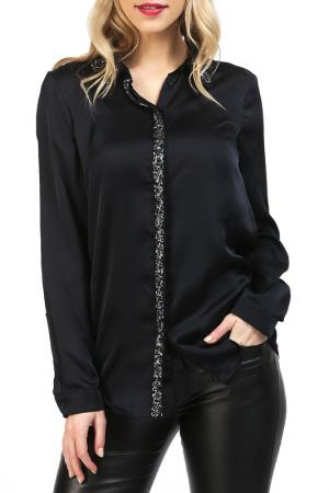 Блуза Apanage. Цвет: schwarz