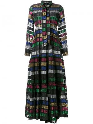 Платье-рубашка Dodo Bar Or. Цвет: чёрный