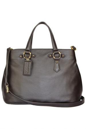 Bag Poon. Цвет: dark brown