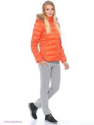 Куртка ANTA. Цвет: оранжевый
