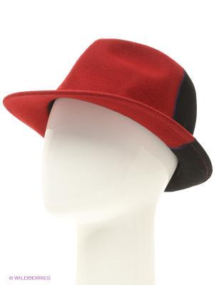 Шляпа To be Queen. Цвет: черный, красный