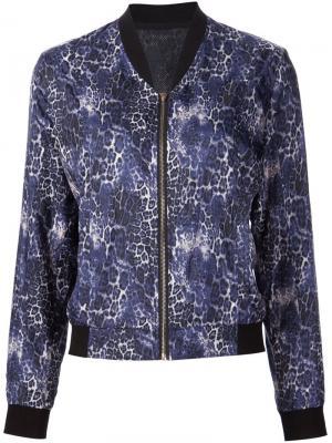 Lauren reversible bomber jacket Vie Active. Цвет: розовый и фиолетовый