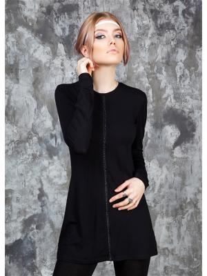 Блузка Маял Sahera Rahmani. Цвет: черный