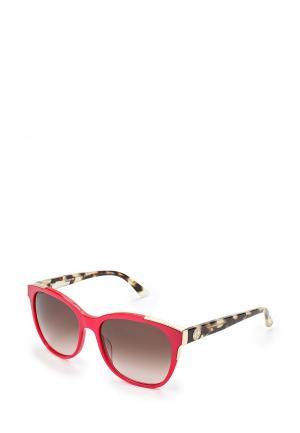 Очки солнцезащитные Juicy Couture. Цвет: розовый