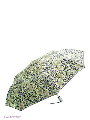 Зонт Slava Zaitsev. Цвет: салатовый