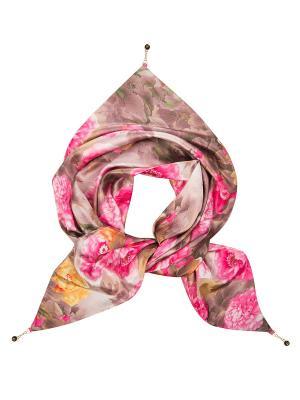 Платок Charmante. Цвет: розовый