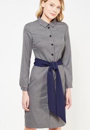 Платье Vittoria Vicci. Цвет: серый