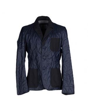 Пиджак BPD BE PROUD OF THIS DRESS. Цвет: темно-синий