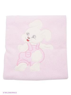 Плед Bebitof Baby. Цвет: розовый, белый