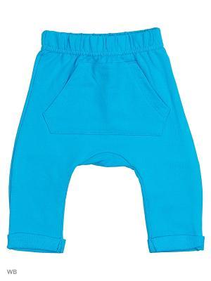 Спортивные брюки Modis. Цвет: лазурный, голубой