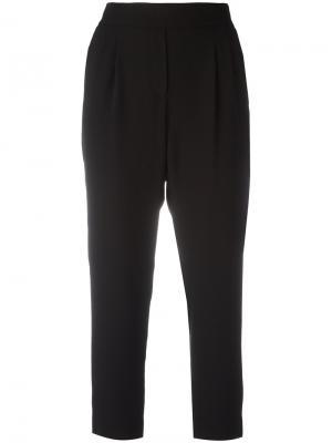 Укороченные брюки Steffen Schraut. Цвет: чёрный