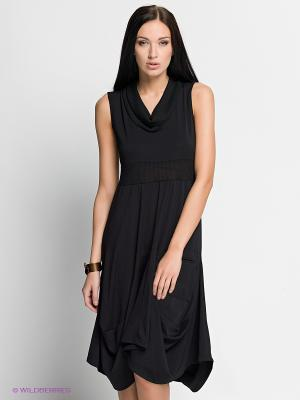 Платье SISI BELLA. Цвет: черный