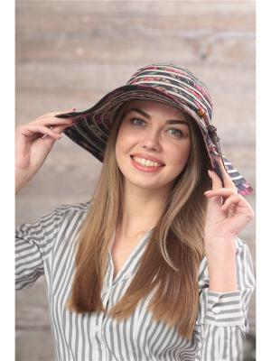 Шляпа Krife. Цвет: темно-синий