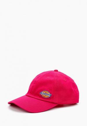 Бейсболка Dickies. Цвет: розовый