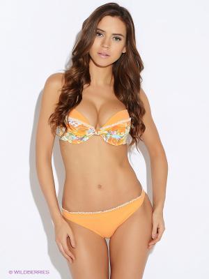 Плавки MILLE Bip-Bip. Цвет: оранжевый