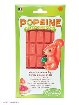 Дополнительный набор для творчества POPSINE, 110 г SENTOSPHERE. Цвет: оранжевый