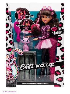 Кукла Кошечки NEW, Жасмин BRATZ. Цвет: фуксия, черный