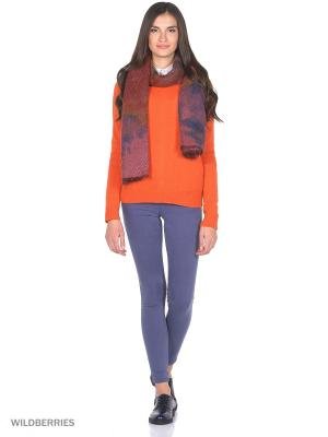 Джемпер United Colors of Benetton. Цвет: оранжевый
