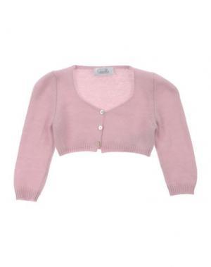 Болеро GUSELLA. Цвет: розовый