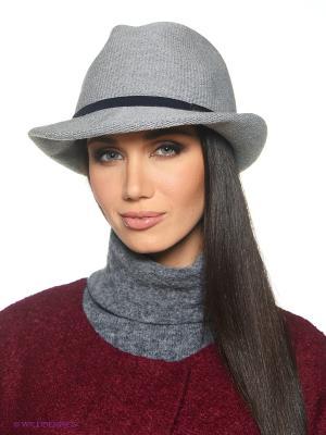 Шляпа Stefanel. Цвет: серый