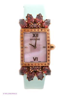 Часы GF Ferre. Цвет: бирюзовый