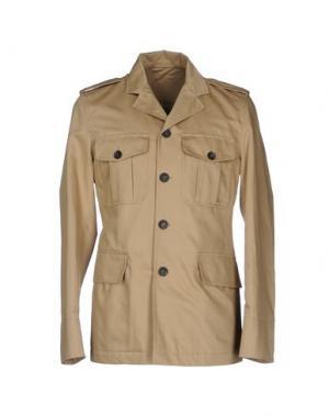 Куртка DUNHILL. Цвет: песочный
