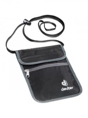 Кошелек Deuter 2016-17 Security Wallet II sand. Цвет: черный
