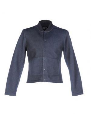 Куртка BPD BE PROUD OF THIS DRESS. Цвет: грифельно-синий