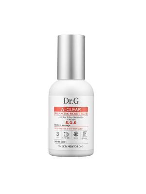 Лосьон балансирующий для проблемной кожи A-Clear,50 мл. Dr.G. Цвет: белый