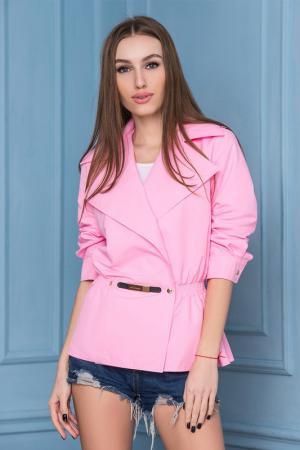 Куртка 0101. Цвет: розовый