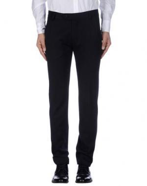 Повседневные брюки HAN KJOBENHAVN. Цвет: темно-синий