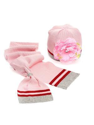 Комплект Modniki. Цвет: розовый