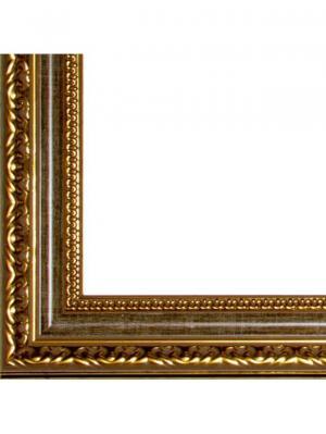 Багет BE016 Цветной. Цвет: коричневый