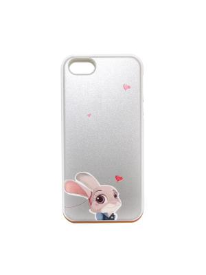 Чехол для Iphone 5/ 5S Lola. Цвет: серый